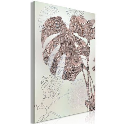Tavla - Mechanism Of Nature (1 Part) Vertical - 40x60 Cm