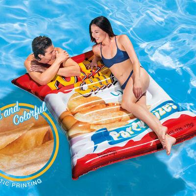 Intex Badmadrass Potato Chips 178x140 cm 58776EU
