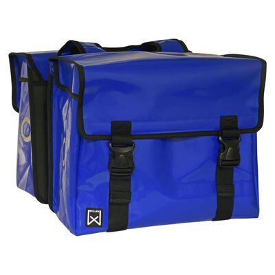 Willex Cykelväska Tarpaulin 52 L blå