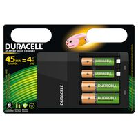 Duracell Batteriladdare Hi-Speed 45 min CEF14